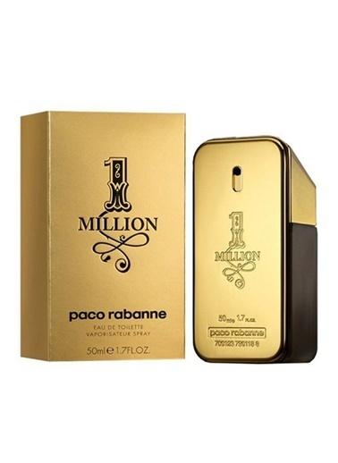 Paco Rabanne Paco Rabanne 1 Million Edt Erkek Parfüm 50 ml Renksiz